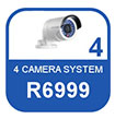 4 Camera system